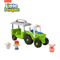 FP - LITTLE PEOPLE - DIERENLIEFDE TREKKE
