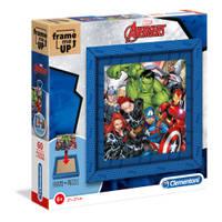 Clementoni puzzel Marvel Avengers - 60 stukjes