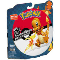 Fisher-Price Mega Construx Pokémon Charmander