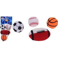 Free and Easy waterballenset sport 4-delig
