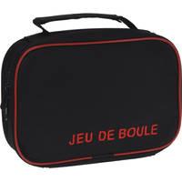 JEU DE BOULES 6 BALLEN IN TAS