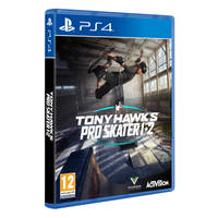 PS4 TONY HAWK PRO SCATER 1+2