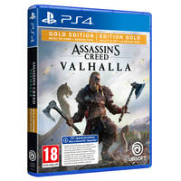 PS4 & PS5 Assassin's Creed Valhalla Gold Edition