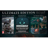 PS4 ASSASSIN'S CREED VALHALLA ULTIMATE