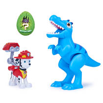 PAW PATROL DINO ACTION PACK PUP MARSHALL