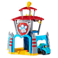 PAW PATROL DINO - HEADQUARTERS PLAYSET