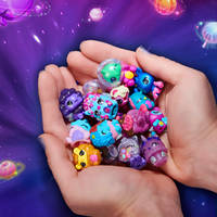 HATCHIMALS COLLEGGTIBLES S8 - COSMIC CAN