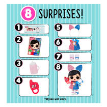 L.O.L. SURPRISE ALL-STAR B.B.S SERIES 2-