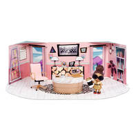 L.O.L. SURPRISE FURNITURE WITH DOLL ASST