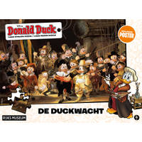 DONALD DUCK PUZZEL DE DUCKWACHT