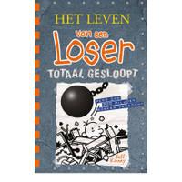 Het leven van een loser 14: Totaal gesloopt - Jeff Kinney