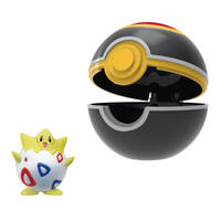 Pokémon Clip 'N' Go Wave 6 Togepi en Luxury Ball