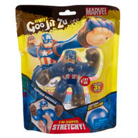 Goo Jit Zu Marvel superheld Captain America