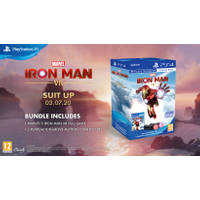 PS4 VR IRON MAN + PS MOVE
