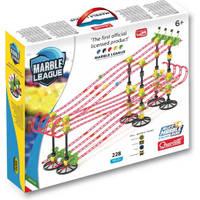 Jelle's Marble Run knikkerbaan Marble League 228-delig