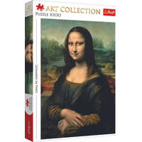 Trefl puzzel Mona Lisa - 1000 stukjes