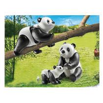 PLAYMOBIL 70353 2 PANDA'S MET BABY.