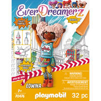 PLAYMOBIL 70476 EVERDREAMERZ CW EDWINA