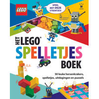 Het LEGO spelletjesboek