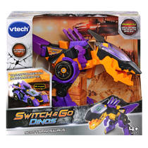 VTECH SWITCH & GO - SCOTT SPINOSAURUS