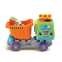 VTech Baby blokkenpret kiepwagen