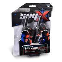SpyX spionnenset walkie talkie