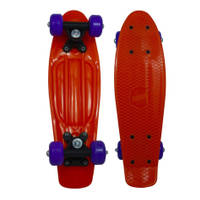 RiDD Penny skateboard - 17 inch - oranje