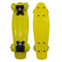 RiDD Penny skateboard - 17 inch - geel