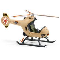 Schleich reddingshelikopter voor dieren 42476
