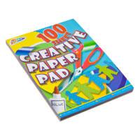 Knutselkarton blok - 100 vellen