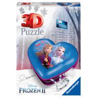 Ravensburger Disney Frozen 2 puzzel hartendoos - 54 stukjes