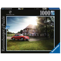 Ravensburger puzzel Porsche Classic 356 - 1000 stukjes
