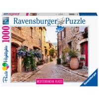 Ravensburger puzzel Frankrijk - 1000 stukjes