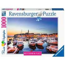 Ravensburger puzzel Kroatië - 1000 stukjes