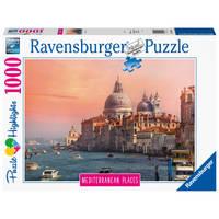 Ravensburger puzzel Italië - 1000 stukjes
