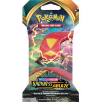POKEMON TCG S&S DARKNESS ABLAZE SLEEVED