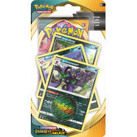 Pokémon TCG Sword & Shield Darkness Ablaze Premium Checklane Dragapult