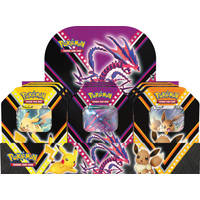Pokémon TCG V Power in blik