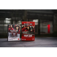 CASA DE PAPEL HIDDEN IDENTITY GAME NL
