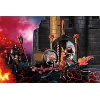 PLAYMOBIL 70539 BURNHAM RAIDERS VUURRUÏN