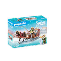 PLAYMOBIL Spirit winter sleerit 70397