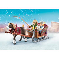 PLAYMOBIL 70397 WINTER SLEERIT