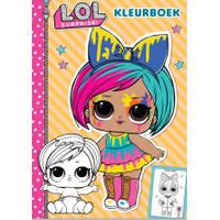 L.O.L Surprise! kleurboek
