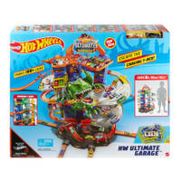 Hot Wheels City ultieme garage