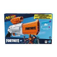 NERF Fortnite 4 dart hammer action