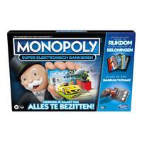 MONOPOLY SUPER ELECTRONISCH BANKIEREN