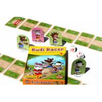 RUDI RACER (GELE REEKS)