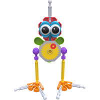 KID K'NEX - ROCKIN' ROBOTS BUILDING SET