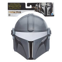 Star Wars the Mandalorian helm