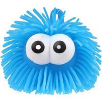Pufferbal met grote ogen - 10 cm